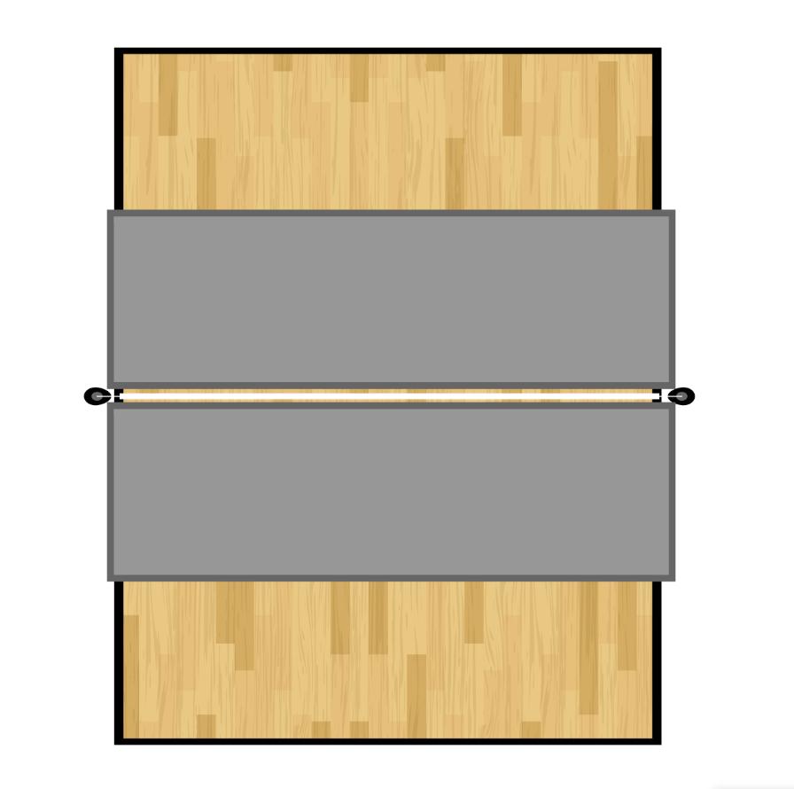 VolleyPro (24' x 33')
